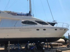 Carnevali 145- 05- Top Zustand !! Flybridge Yacht
