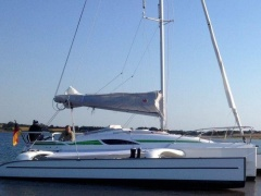 Quorning Boat Dragonfly 28 Touring Trimaran