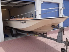 Boston Whaler I Super Sport 17 I Deckboot
