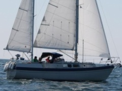 Ketch Compass 31 Kielboot