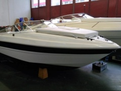KMV 2100 Kabinenboot Pilothouse Boat