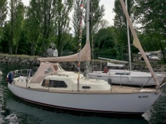Nautic Boercherts Princess 30 Keelboat