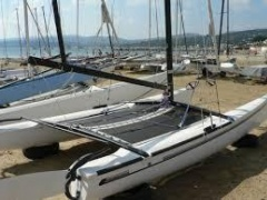 Hobie Cat 18 Catamaran