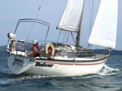 Dufour 2800 Barco a quilla