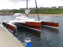 Quorning Dragonfly 28 Sport Trimaran