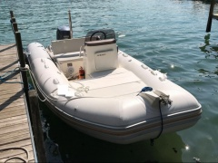 Zodiac Medline 540 / Occasione Gommone