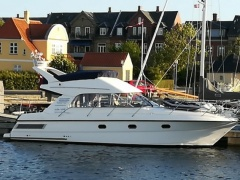 Viksund 360 St. Cruz Flybridge Yacht