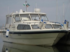 Nidelv 28 Pilothouse Boat