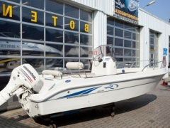 Saver 540 Open Deck Boat