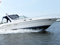 Sea Ray 330 Express Cruiser Motorjacht