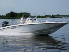 Boston Whaler 230 Dauntless Deckboot