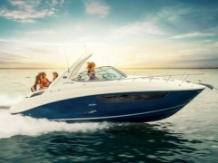 Sea Ray Sundancer 280 Speedboot