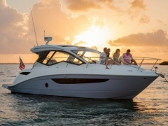 Sea Ray Sundancer 350 Coupe Hardtop Yacht