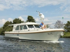 Linssen Grand Sturdy 40.0 Sedan Verdränger