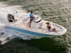 Boston Whaler 210 Dauntless Kansivene