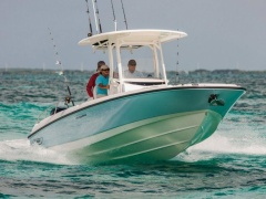Boston Whaler 270 Dauntless Deckboot