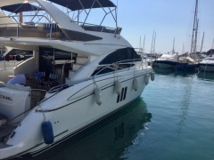 Princess 50 Fly MK III Flybridge Yacht