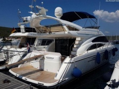 Princess 58 Fly- Model 2008- 430 Std Flybridge Yacht