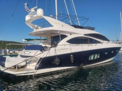 Sunseeker Manhattan 70 Flybridge