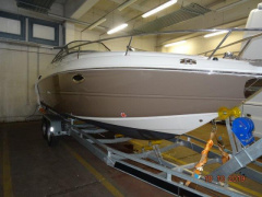 Stingray 250 CR Sport Boat