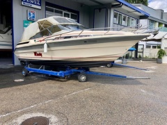 Windy 8000 Sport Pilothouse Boat