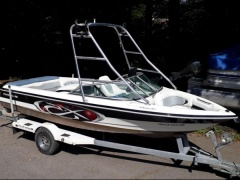 MasterCraft SS 19 Open Bow Wakeboard/ Sci d'Acqua
