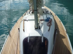 Frauscher H-Boot Keelboat