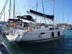 Hanse 385 (Private, Owner's Layout) Segelyacht