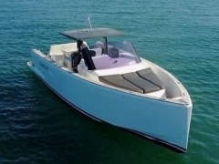 Fjord 40 Open Yacht a Motore