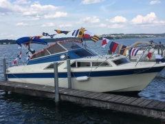 Fairline Holiday MK III Pilothouse Boat