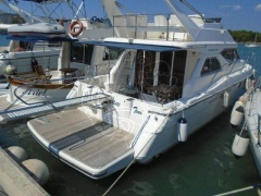 Princess 360 Flybridge Yacht