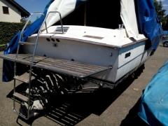 Abbate Ilver Ecstady Pilothouse Boat