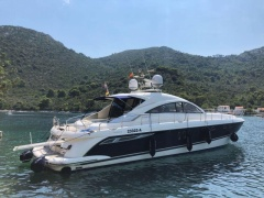 Fairline 62 Gt Hard Top Yacht