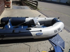 Zodiac Zoom 310 Tender