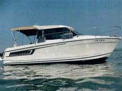 Jeanneau Merry Fisher 695  mit LP Yacht a Motore