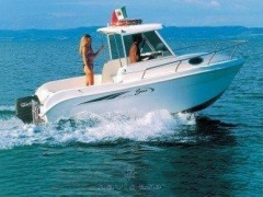Saver 540 Fisher Cabin Pilotina