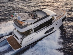 Absolute Navetta 48 Flybridge Yacht