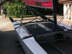Hobie Cat 18 Formula Catamarano