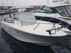 Sessa 28 Key Largo 28 Deck Boat