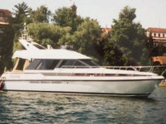 Linssen L 37 Flybridge Yacht