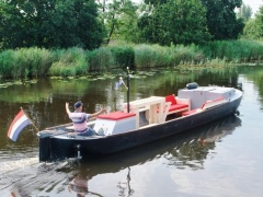 Lounge Praam Dagboot, Partyboot Yacht a Motore