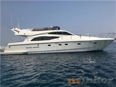 Ferretti 530 Fly Flybridge Yacht