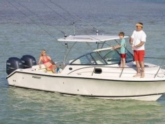 Pursuit OS 255 Offshore Barco deportivo