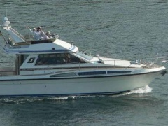 Storebro Adler Royal Cruiser 340 Biscay Flybridge Yacht