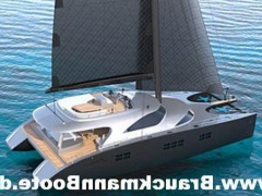 Sunreef 82 Cat.-Neu Catamarano