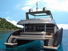 Sunreef 85 Power Catamaran