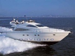 Aicon 56' Fly Bridge Motoryacht