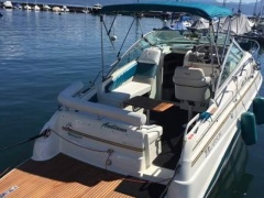 Larson Hampton Pilothouse Boat