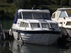 Nidelv 26 Classic Pilothouse Boat