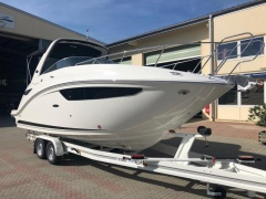 Sea Ray 265 DAE Sundancer Daycruiser